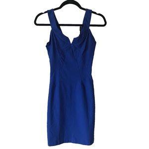 NWT Lulu's mystic blue dress